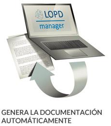 Genera la documentacion LOPD en la consultorioa con LOPD MANAGER Software Profesional